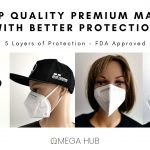 KN95-Pack of 2 Face Mask