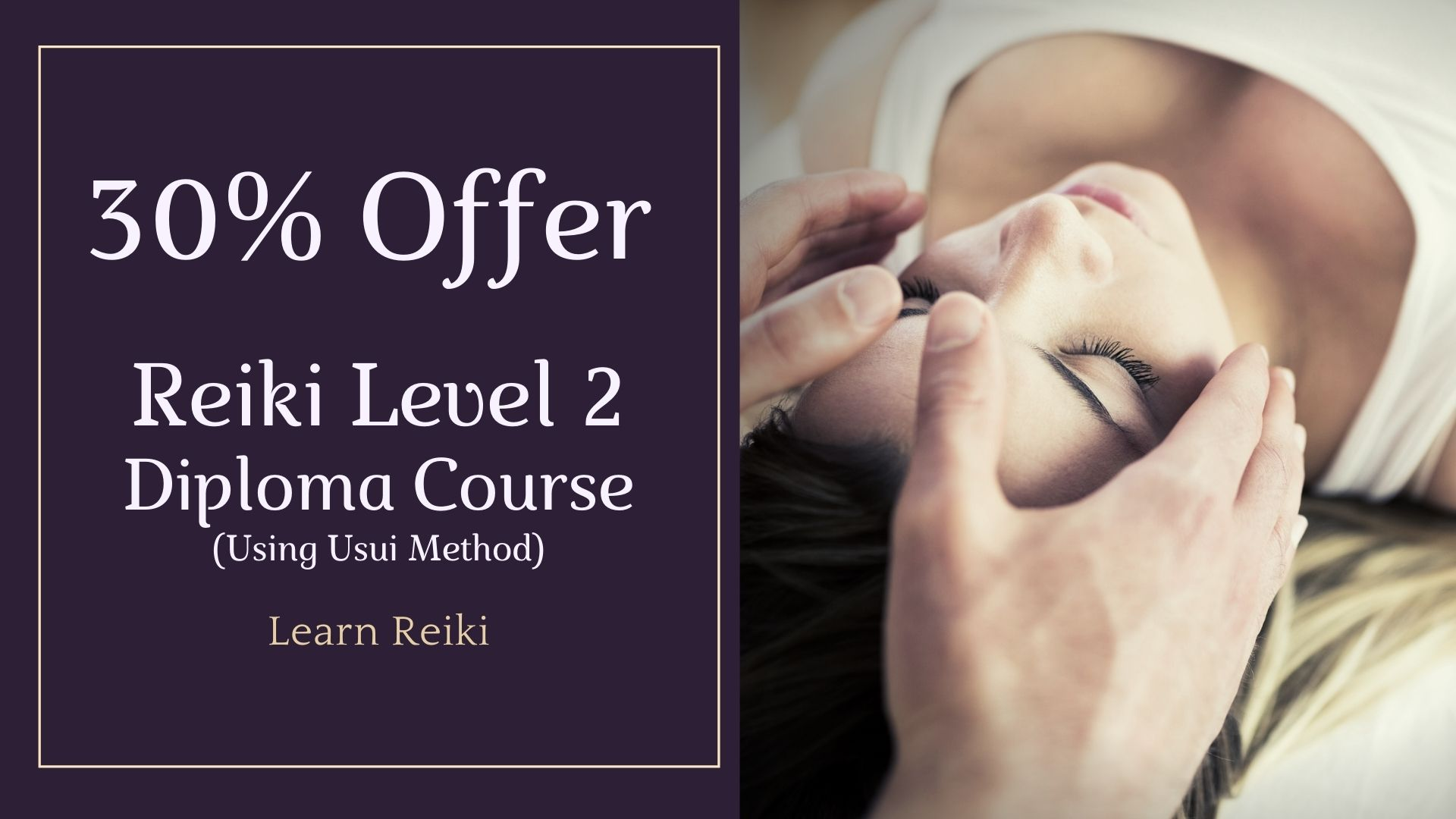 Reiki Course Level 2 East London