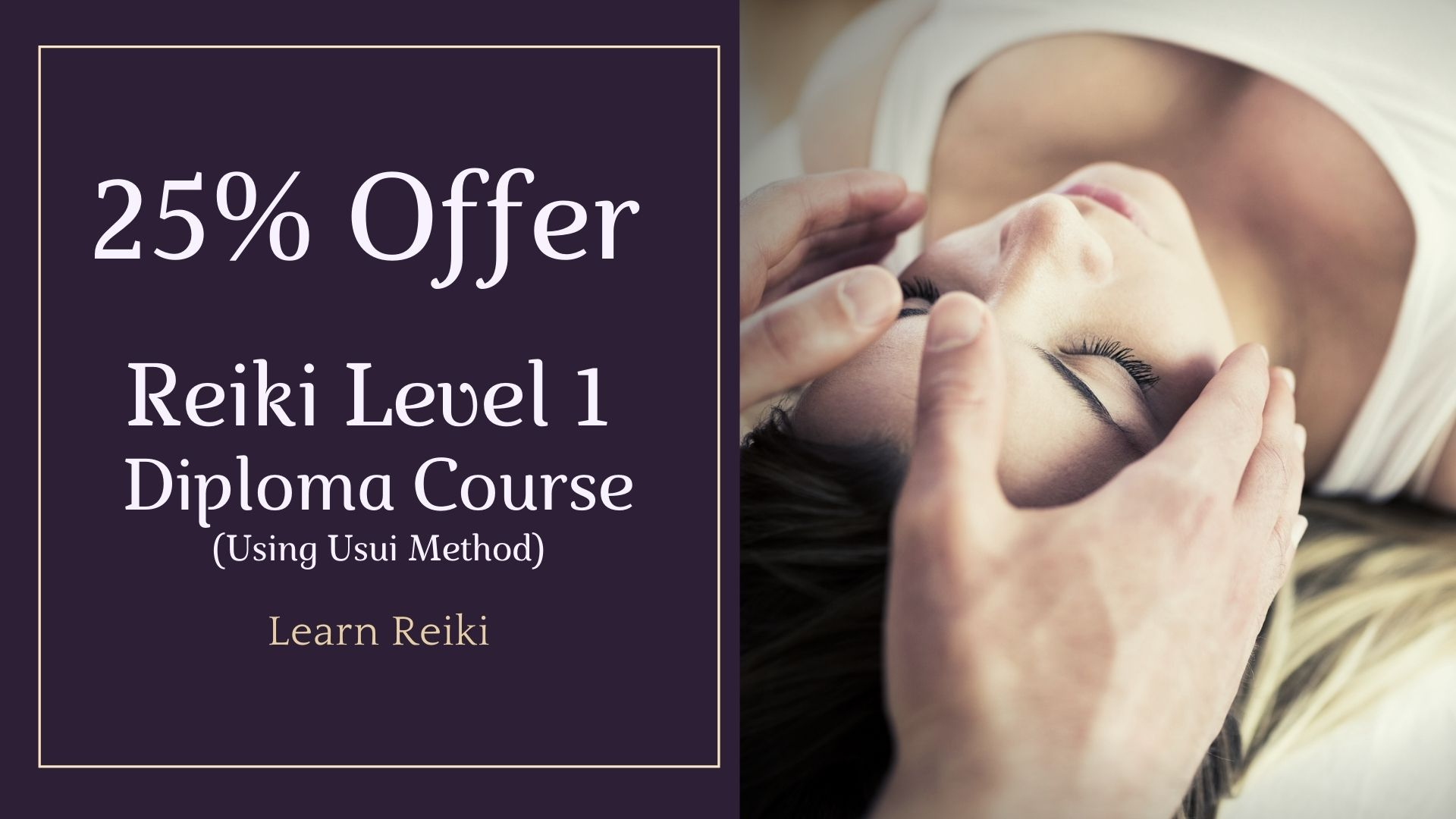 Reiki Course Level 1 East London