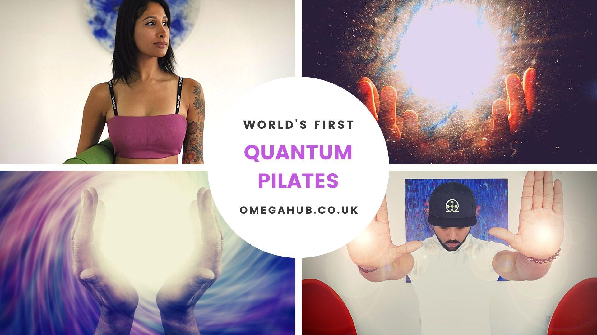 Quantum Pilates Class Omega Hub
