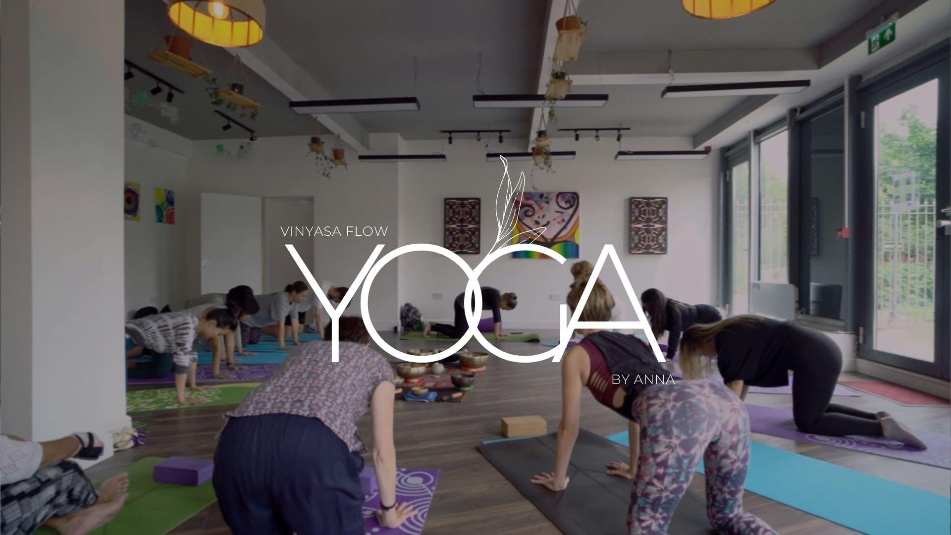 Vinyasa Flow Yoga Hackney Wick London